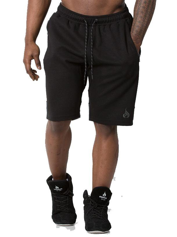 a0f23bff8e21d NEW - RYDERWEAR POWER TRACK SHORT - BLACK CHARCOAL